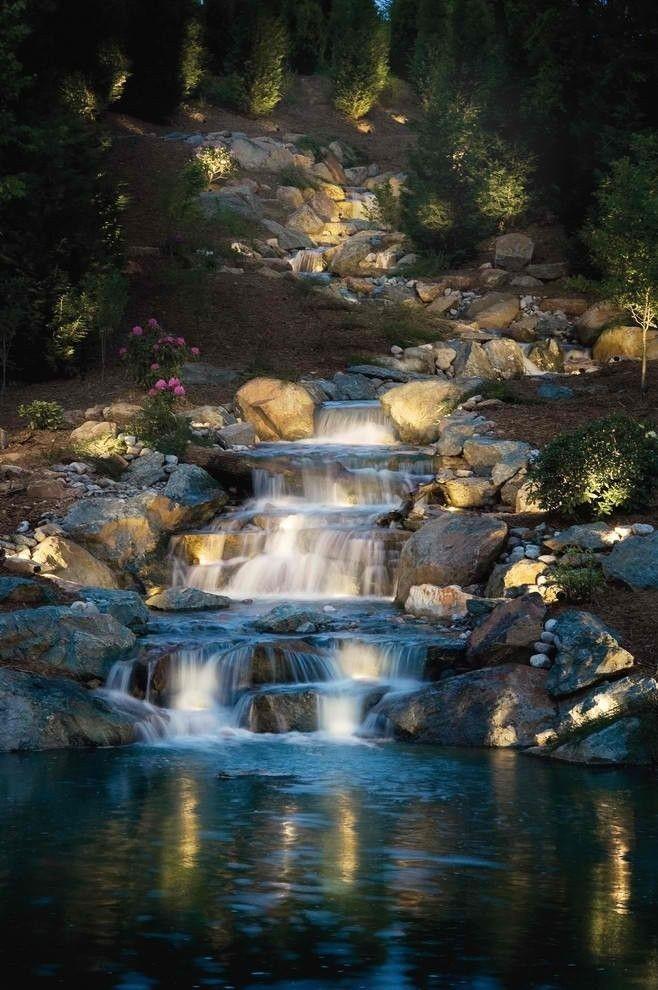 هوادهی طبیعی سیستم پله کانی در تصفیه آب