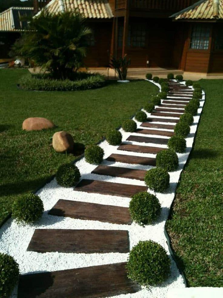 محوطه سازی حیاط سازی